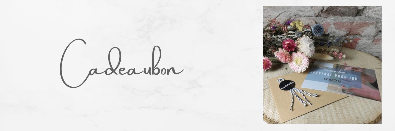 cadeaubon Studio 47